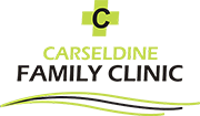 The Carseldine Family Clinic logo.